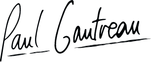 signature Paul Gautreau